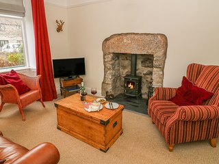 THE STOPPING POINT, woodburner, dog friendly, Flookburgh