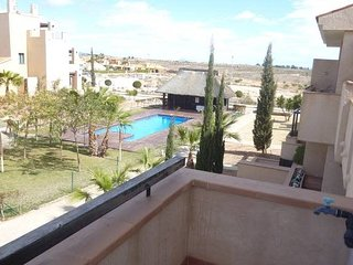 HL 014 . HL 014 2 Bedroom Apartment,HDA golf resort, Murcia