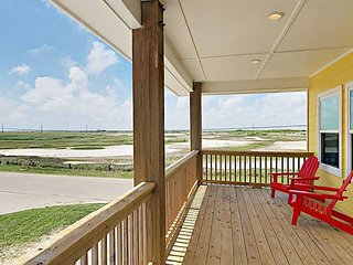 Brand New Port A Home W/Bay Views Near Community Park & Pool