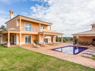 SIMÃO New Villa in Peaceful Location,private pool, garden,barbeque,AC, free WiFi