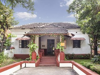 TripThrill 4-Bedroom Villa In Assagao