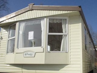 Meadowside Corner A Two Bedroomed Static Caravan Sleeping Six