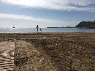 Alquiler vacaciones playa 150m