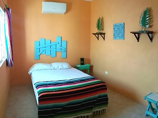 The Palmera Room at Casa Sueno Caribeno Inn & Spa