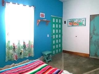 The Coralina Room at Casa Sueño Caribeño Inn & Spa