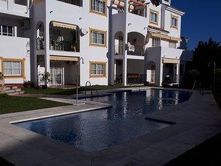 Apartamento en Torremolinos de 1dorm, piscina, playa cerca