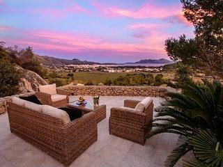 Luxury Villa Can Seixanta