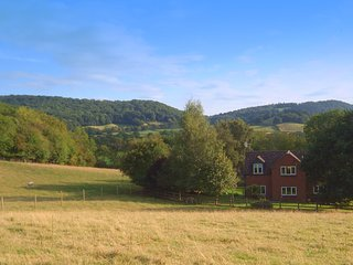 Appleby House, Nr Ironbridge. 1 bed holiday annex with stunning views.