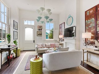 Stayloom's Sweet and Sunny Designer Home | near FQ