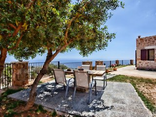 Agia Paraskevi Rethymnis Holiday Home Sleeps 4 with Air Con and WiFi - 5508709