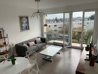 Appartement de charme, quartier Saint Gabriel,76 m2, 2 chambres, .
