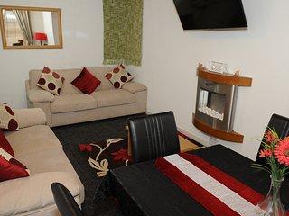 Edinburgh City Royal Mile 2Bed Free wifi Waverley station 6 sleep near Castle