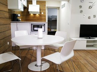Apartamento centrico. Vacaciones en flysch Zumaia
