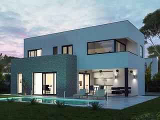 Villa Cala Sonriso - 2km from the sea!