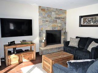NEW!! 20 feet from Town of Vail Bus! Free Hot Tub! Low Rates!