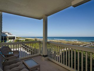 Oceanfront oasis with pool perfect for your vacation escape!