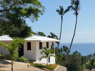 Hilltop Studio-Bungalow Ballenas, Villas Samanà Bay