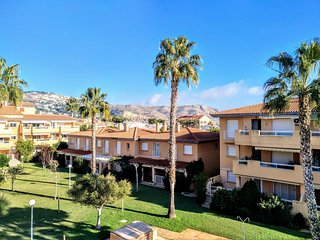 Holiday Apartment Javea | near Arenal | 2 bedr | airco | swimming pool
