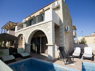2 bedroom Villa in Kato Stalos, Crete, Greece : ref 5704788