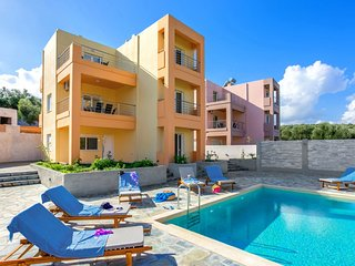3 bedroom Villa in Kalyves, Crete, Greece - 5704793