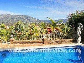 4 bedroom Villa in Mijas, Andalusia, Spain : ref 5700466
