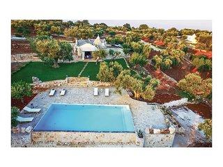 3 bedroom Villa in Certosa, Apulia, Italy : ref 5708021