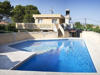 4 bedroom Villa in Las Tres Cales, Catalonia, Spain : ref 5704744