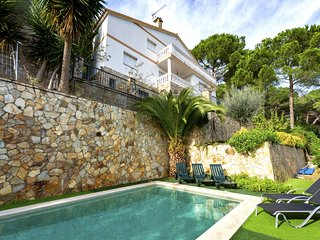 6 bedroom Villa in Argentona, Catalonia, Spain : ref 5704742