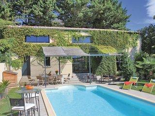 6 bedroom Villa in Sauzet, Auvergne-Rhône-Alpes, France : ref 5708077