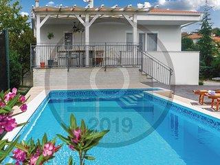 4 bedroom Villa in Pobri, Primorsko-Goranska Županija, Croatia : ref 5708089