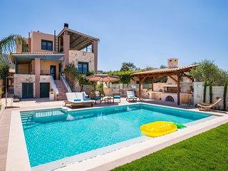 3 bedroom Villa in Mournies, Crete, Greece : ref 5704792