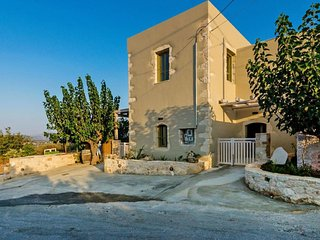 3 bedroom Villa in Kastellos, Crete, Greece : ref 5704789