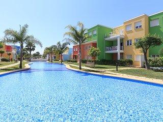 2 bedroom Apartment in Vergel, Valencia, Spain : ref 5544207
