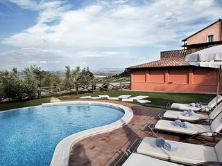 5 bedroom Villa in Pelago Casanova, Tuscany, Italy : ref 5226728