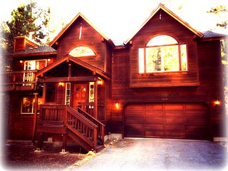 Beautiful North Lake Tahoe Cabin