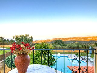 Villa Herbe, 8 personnes, 4 chambres a coucher, tout confort, vacances familiale