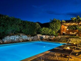 Villa Vounaki Holiday Rental Agia Efimia, Private Pool, Marvellous Sea Views