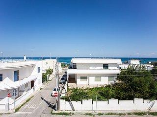 Grande casa vista mare vicino spiaggia m124