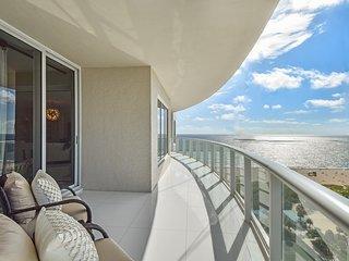Ritz Carlton Multimillion Dollar 24th Floor Oceanfront Luxury Condo