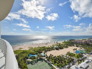 Ritz Carlton Multimillion Dollar 24th Floor Oceanfront Luxury Condo
