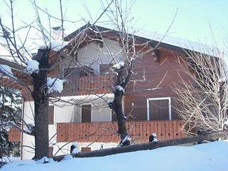 Residenza Terme Bormio: mansarda trilocale con box privato