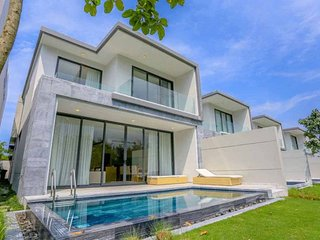 Family Golf 3 Bedroom Villa with Private Pool