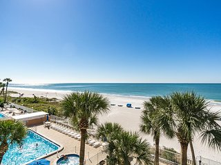 Sand Castle II Beachfront Standard Condo # 406