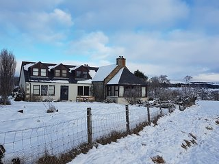 BYNACKBEG LODGE-NETHY BRIDGE - CAIRNGORM NATIONAL PARK PH25 3DY