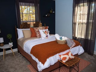 Private Room in New Home Close to Military Base, Hospital, and ODU