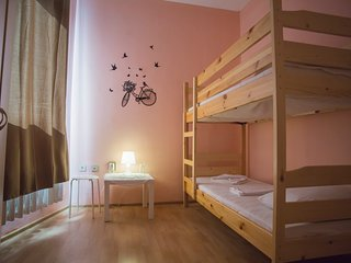 Italian House - Bunk Bed Room