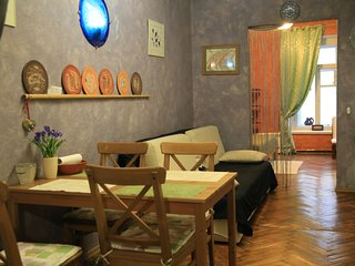 PHILISA - apartment on Dmitrovsky in the heart of St. Petersburg