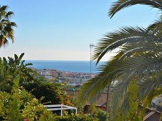 Villa Sitges Loto. Magnifique Vue sur mer. Grands espaces interieures/exterieurs