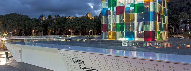 Museo Pompidou, a 25 minuti a piedi dall'appartamento
