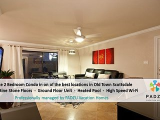2 Bed 2 Bath Condo - Washer/Dryer in Condo, Fully Furnished, WiFi, Pool